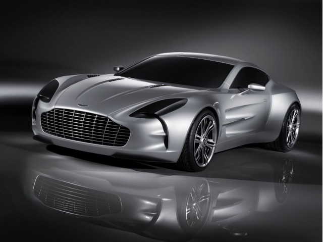 There Are Still 17 Aston Martin One 77 Examples For Sale