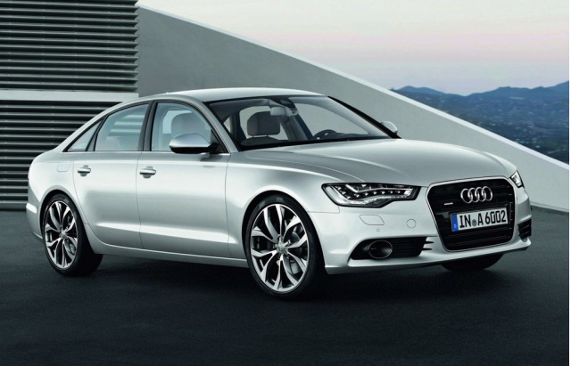 2012 Audi A6 Recalled For Faulty Airbags