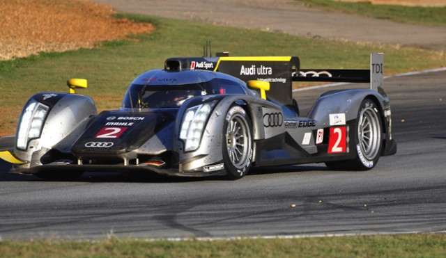 Audi at Petit Le Mans - Anne Proffit photo