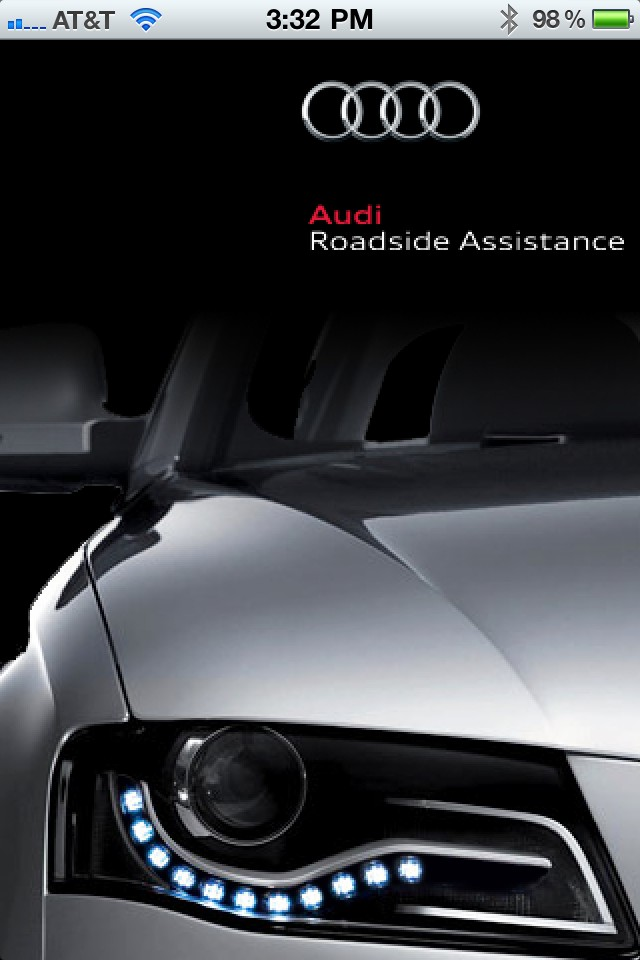 audi goes mobile with new roadside assistance app. Cars Review. Best American Auto & Cars Review