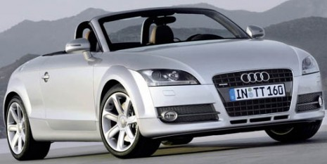 Audi TT Roadster is ready to hit the streets