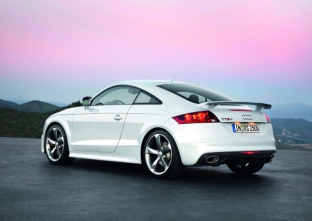 2012 audi tt rs starts from 56 850 on sale this summer. Black Bedroom Furniture Sets. Home Design Ideas