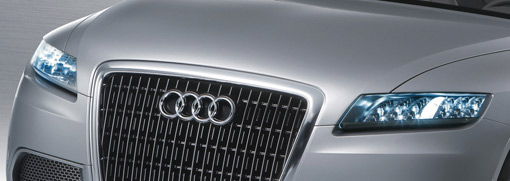 audi s four rings turn 75. Black Bedroom Furniture Sets. Home Design Ideas