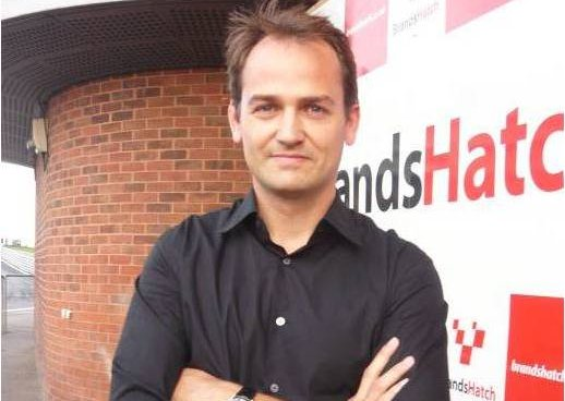 Ben Collins, formerly The Stig for Top Gear UK