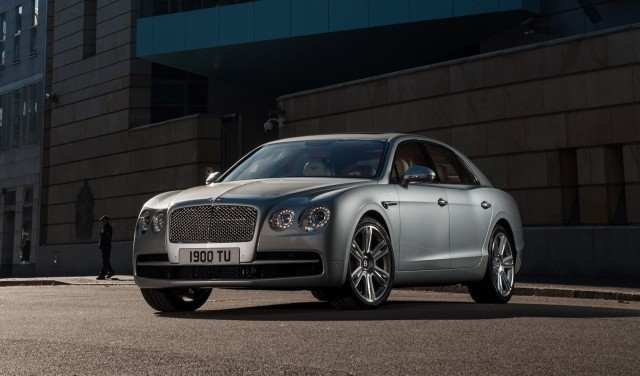 2015 Bentley Flying Spur Review, Ratings, Specs, Prices, and