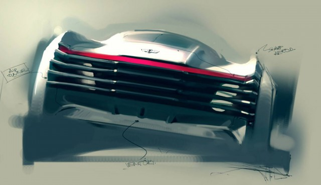 Students envisage bentleys of the future with new design concepts