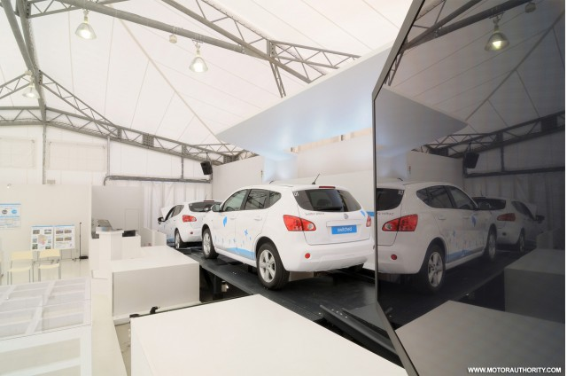Better Place Electric Car Infrastructure Company Gets 200