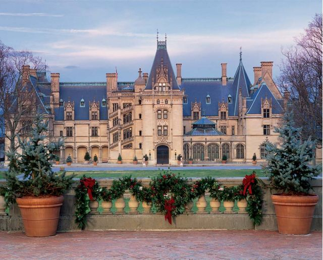 Hyundai Of Asheville >> Great Drives: Christmas at Biltmore