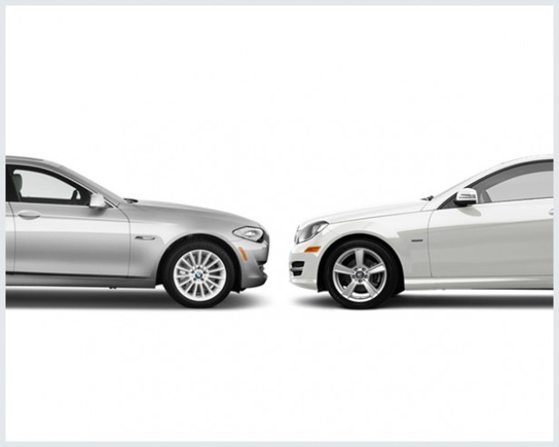 BMW 3-Series Vs. Mercedes-Benz C Class