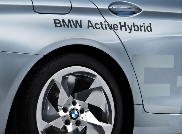 BMW ActiveHybrid