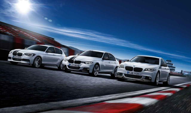 Bmw M Performance Parts For The 1 3 And 5 Series