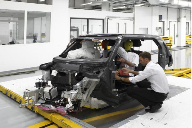 BMW i3 Electric Car to Debut at the 2011 Frankfurt Auto Show?