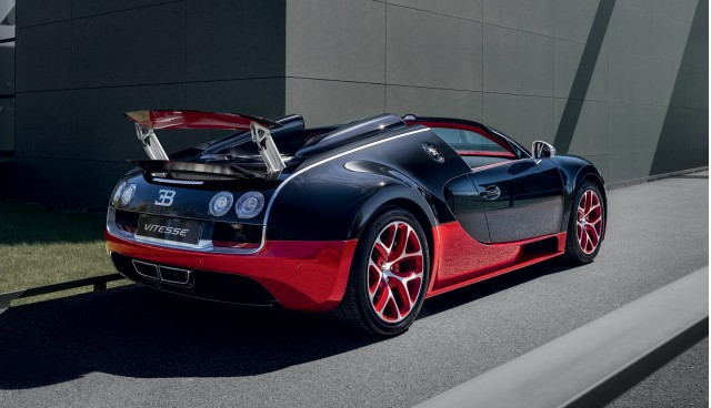 bugatti veyron grand sport wei long 2012 edition debuts in. Black Bedroom Furniture Sets. Home Design Ideas