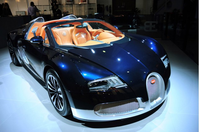 Bugatti Unveils Three Special Edition Veyrons For Middle East Market