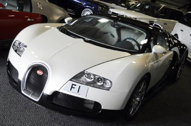a kahn design owner selling his bugatti veyron and f1. Black Bedroom Furniture Sets. Home Design Ideas