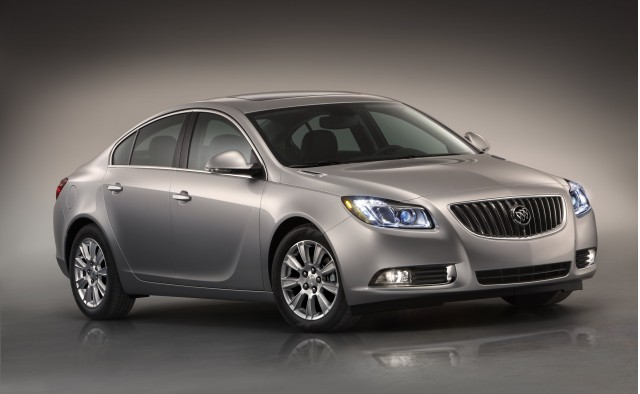 2012 Buick Regal with eAssist #7916079