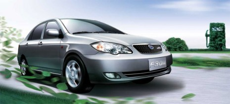 Drive Report: BYD F3DM, Chinese Plug-In Hybrid Needs Work