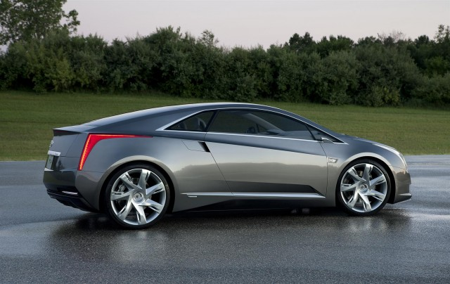 cadillac elr. Black Bedroom Furniture Sets. Home Design Ideas