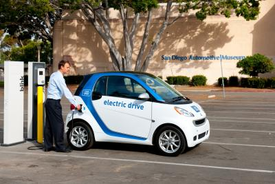 Acura  Diego on San Diego Gets Smart  Hosts 100  Electric Car Sharing Scheme  Gallery