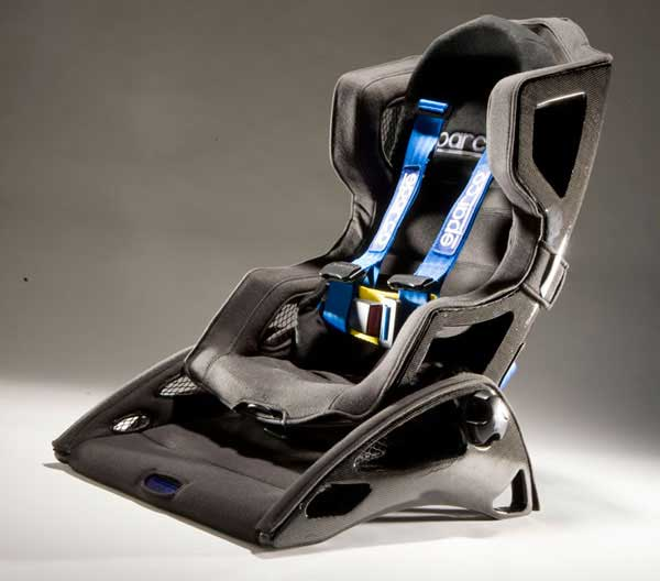 prototype carbon fiber child seat takes inspiration from. Black Bedroom Furniture Sets. Home Design Ideas