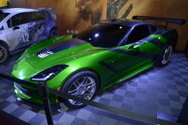 transformers 4 camaro concept and corvette stingray make sema showing galler. Cars Review. Best American Auto & Cars Review