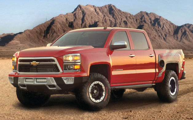 Chevy Reaper Concept Reaper pickup in chicago: