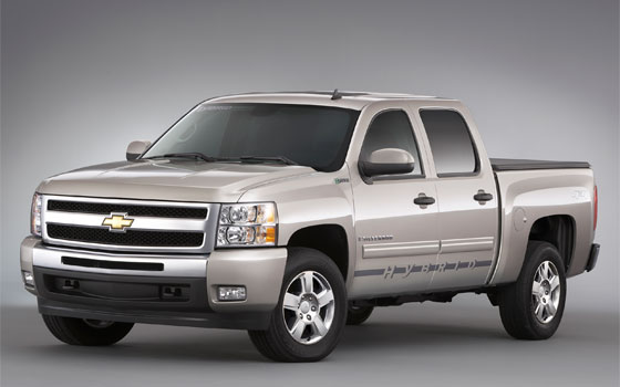 Best Selling Pickup Trucks In 2010