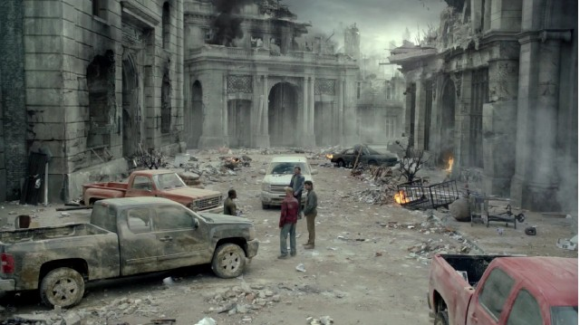 Chevrolet Silverado '2012' ad for Super Bowl XLVI