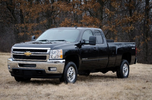 Gmc fuel cell trucks