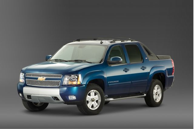 2009 Chevy Avalanche | Chevrolet Reviews and Ratings - Chevy Truck Reviews