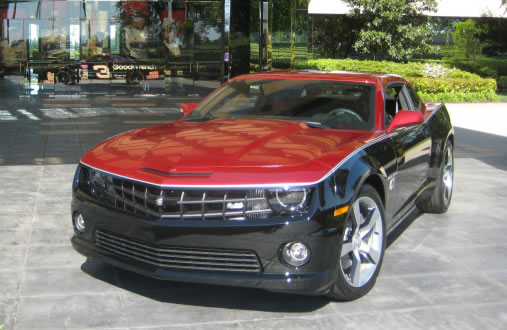 2010 dale earnhardt chevrolet hall of fame edition camaro details. Cars Review. Best American Auto & Cars Review
