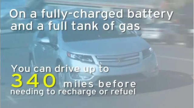 What Makes the 2011 Chevrolet Volt a Better Electric Vehicle? (video screen capture) #9410976