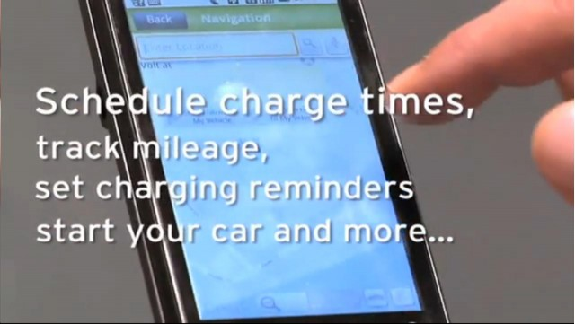 What Makes the 2011 Chevrolet Volt a Better Electric Vehicle? (video screen capture) #9163289
