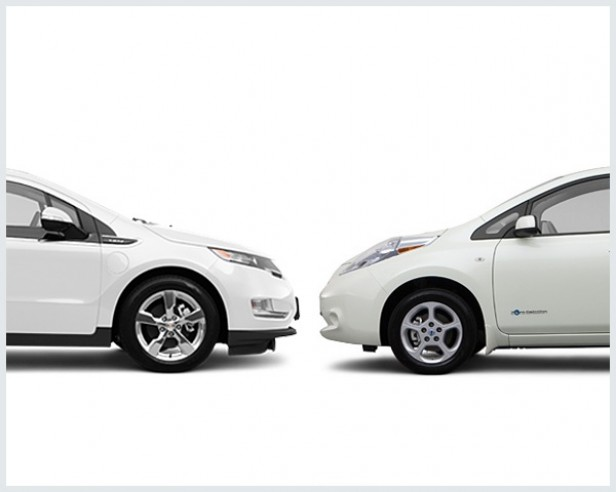 Chevy Volt Vs Nissan Leaf Which Car Is The Greener Option