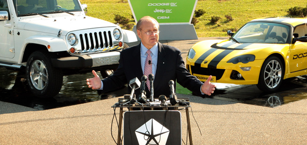 Chrysler CEO Bob Nardelli says an additional $3 billion is needed to close its alliance deal with Fiat