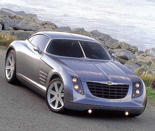 Image: Chrysler Crossfire Concept, size: 543 x 460, type: gif, posted ...