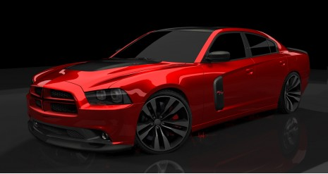 Chrysler's 2010 SEMA display vehicles