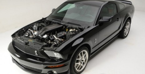 Video: Shelby, Nelson Racing Team Up For 1,000 HP TT Code Red GT500