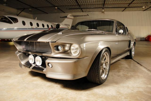 classic recreations  gone in sixty seconds  eleanor