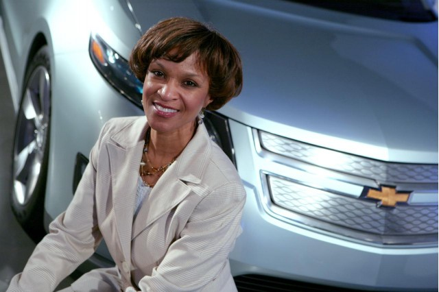 Denise Gray, director of global battery systems engineering, General Motors #8344240
