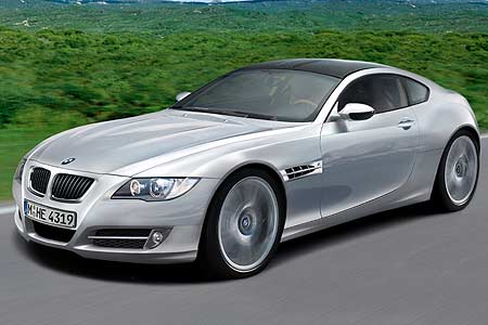 Details On The Bmw Z9 Audi R8 And Mercedes P8