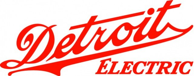 Detroit Electric's logo
