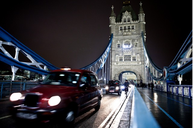 Diesel Taxis In London Image By Flickr User Lars