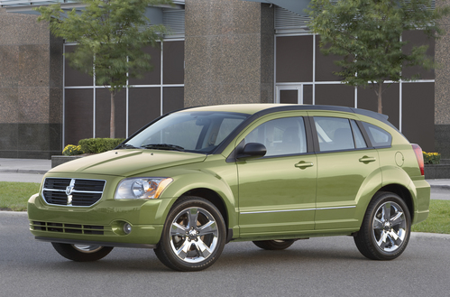 What Does Rt Stand For Dodge >> 2010 Dodge Caliber Review, Ratings, Specs, Prices, and ...