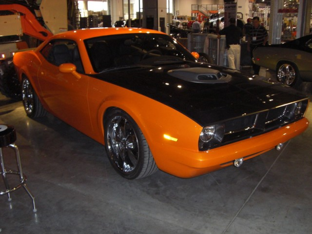 Dodge Challenger 'Barracuda' Concept Turns Up At SEMA, Gallery 1