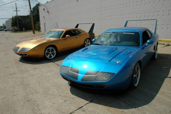 HPP Goes Retro With Dodge Daytona And Plymouth Superbird Kits, Gallery ...