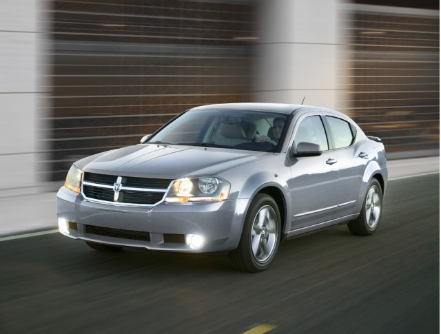 Driven: 2010 Dodge Avenger Express, Gallery 1 - The Car Connection