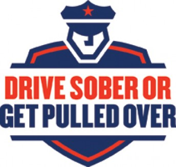 Drive sober or get pulled over - campaign