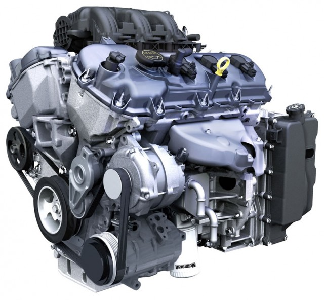 2011 Ford Mustang to get Duratec 3.7-liter V-6 Engine