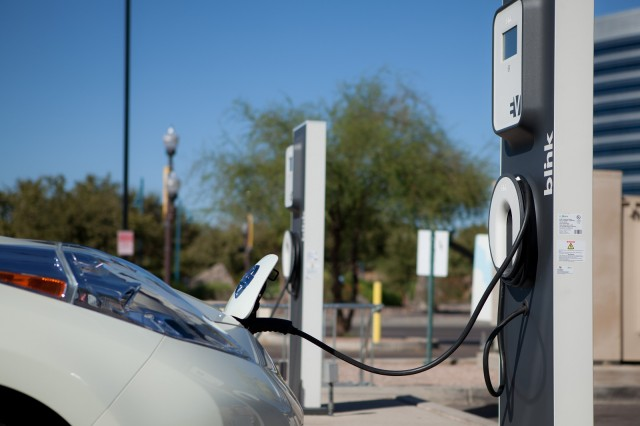 Portland Dallas Have Most Electric Car Charging Stations